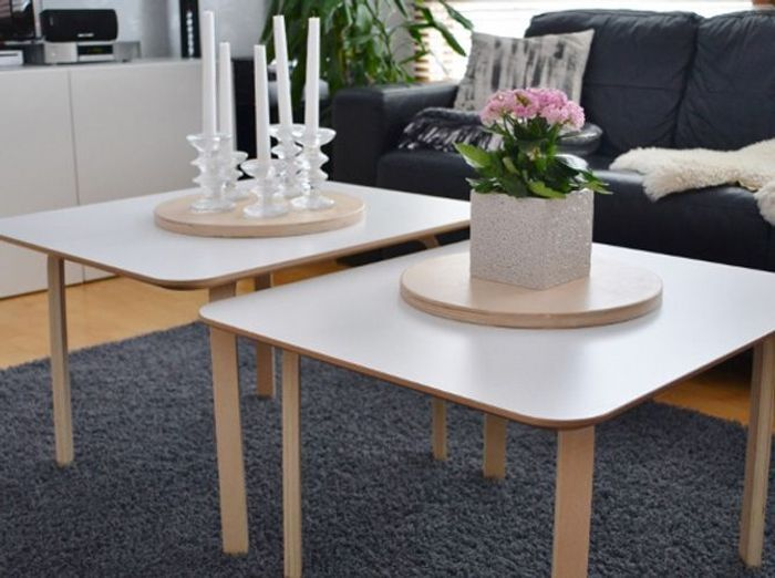 deco table basse ikea. Black Bedroom Furniture Sets. Home Design Ideas
