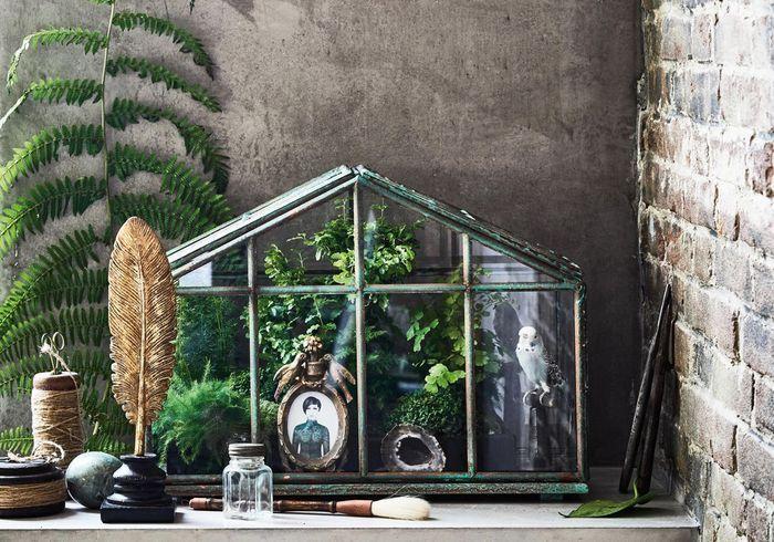 Nos id es pour d corer votre jardin d hiver elle d coration for Le jardin d hiver
