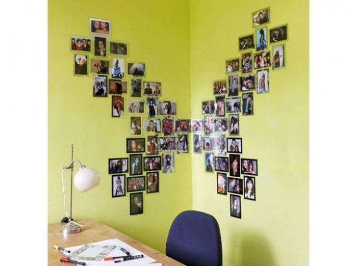 Jouez sur l'accumulation de cadres photo