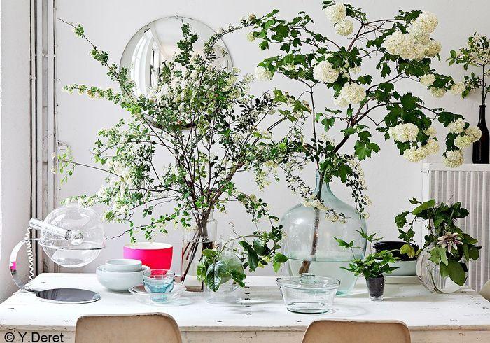 Salon fleurs 1