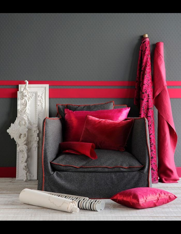 30 id es pour relooker vos murs elle d coration. Black Bedroom Furniture Sets. Home Design Ideas
