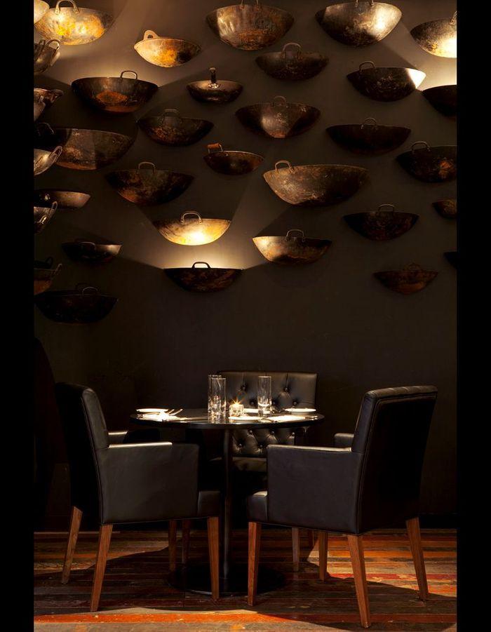 30 id es pour relooker vos murs elle d coration for Moquette restaurant