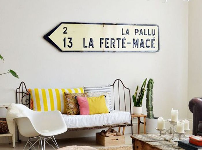 Comment decorer un mur maison design for Decorer un mur