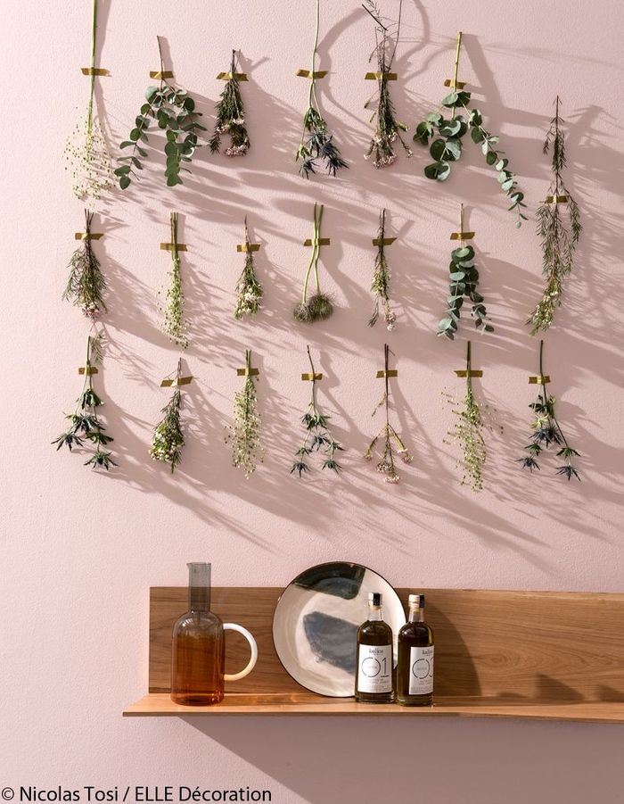 Herbier éphémère