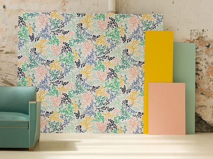Papier Peint Colore