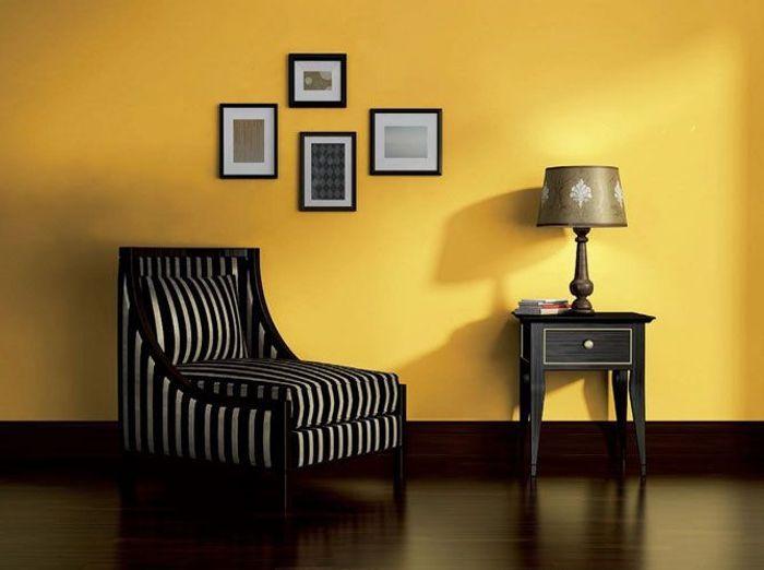 Les murs font le plein de couleurs elle d coration for Peinture mur exterieur couleur