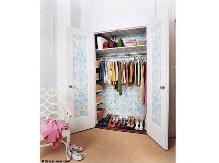 papier peint 7 id es d co faciles reproduire elle d coration. Black Bedroom Furniture Sets. Home Design Ideas