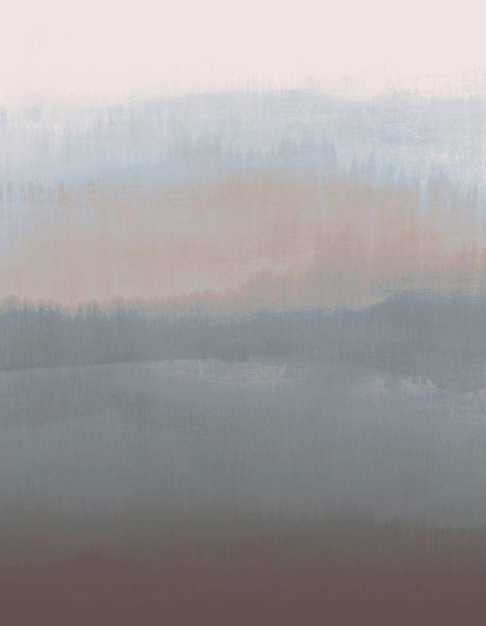 Papier peint tendance Calico Wallpaper