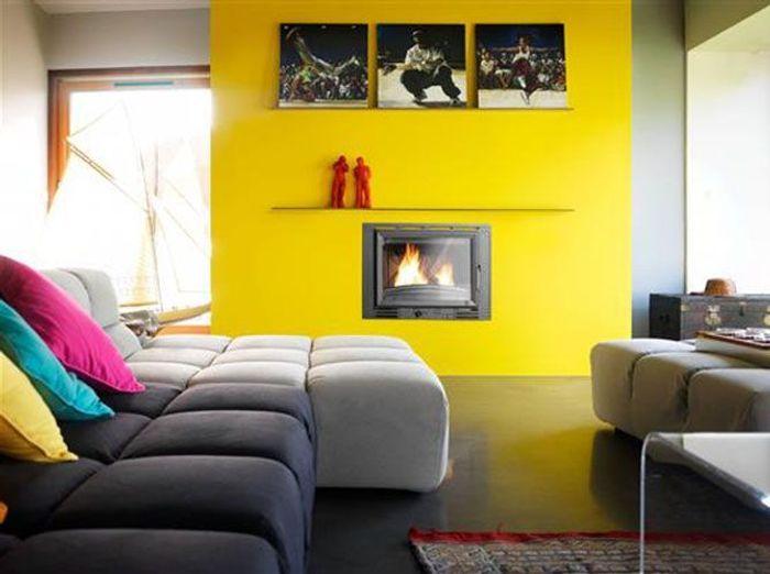 peinture et couleurs jouez les artistes elle d coration. Black Bedroom Furniture Sets. Home Design Ideas