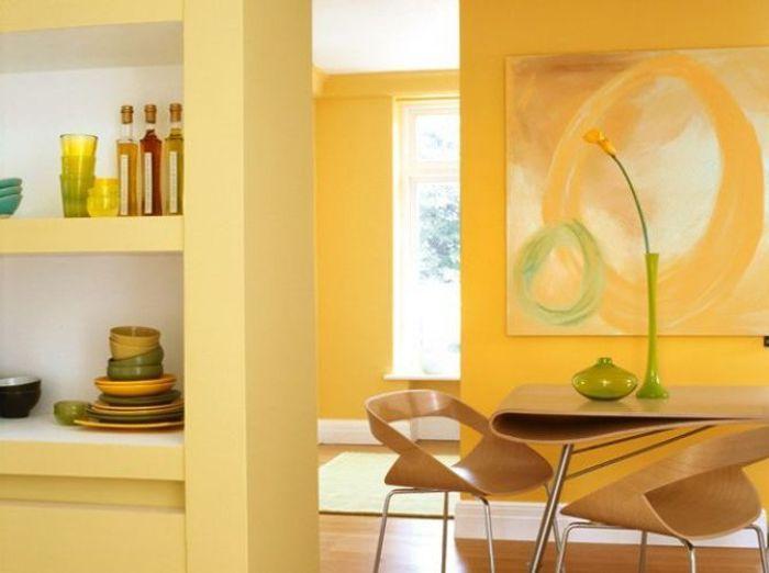 Prolongez l t et donnez un coup de soleil vos murs elle d coration for Peintures couleurs chaudes