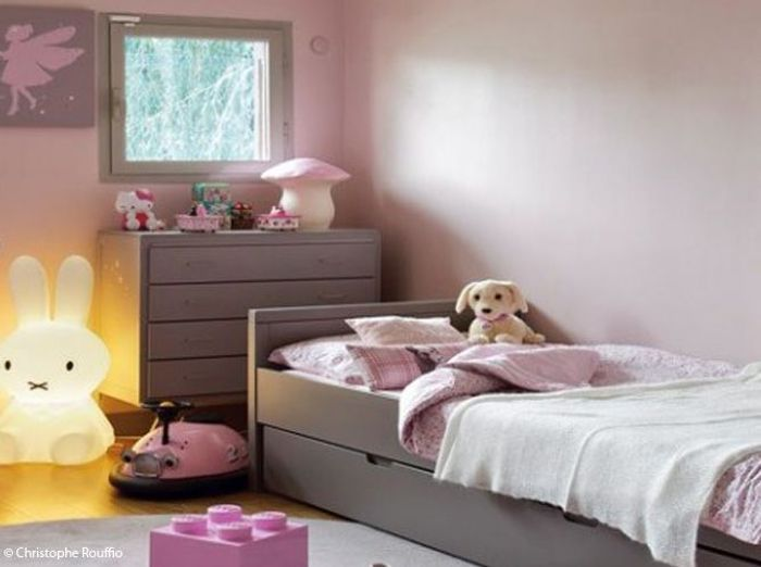tendance la peinture pastel s invite sur nos murs elle d coration. Black Bedroom Furniture Sets. Home Design Ideas