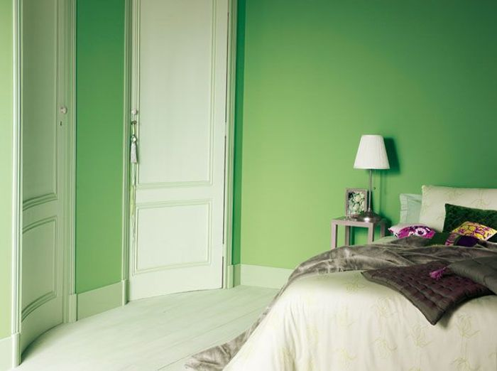 quelle couleur associer au vert anis. Black Bedroom Furniture Sets. Home Design Ideas