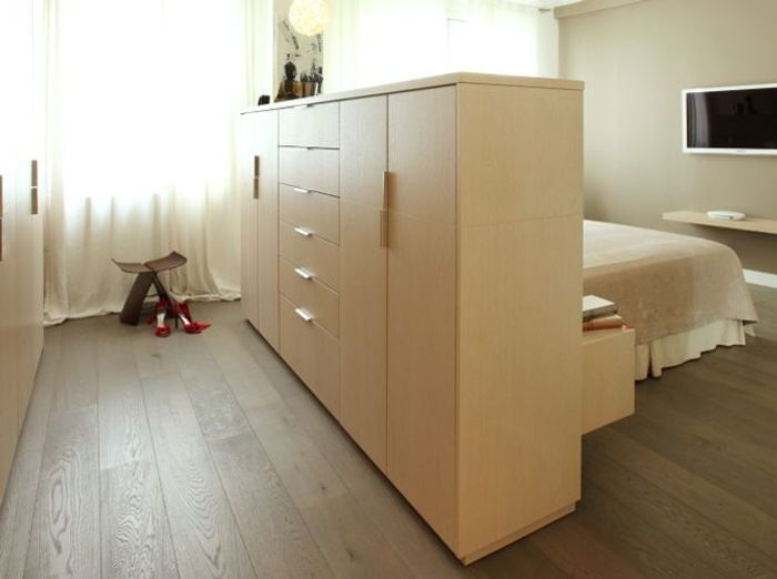 30 dressings plein d 39 id es elle d coration for Idee amenagement chambre adulte
