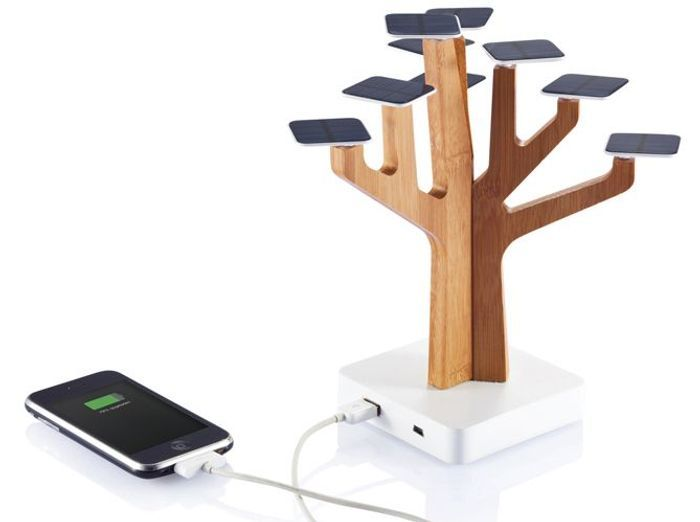 Un chargeur solaire pour vos appareils connectés