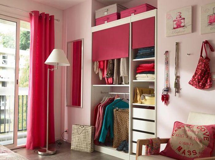 nos meilleures astuces pour bien organiser son placard. Black Bedroom Furniture Sets. Home Design Ideas