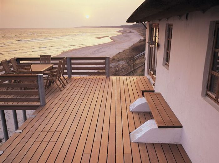 bonnes raisons d'opter pour une terrasse en bois  Elle Décoration