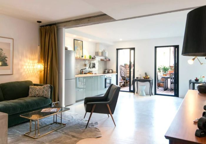 Appartement chaleureux à Marseille