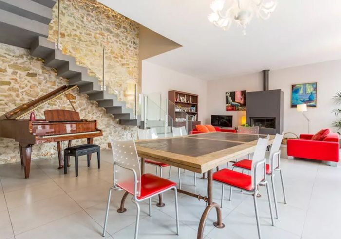 Villa contemporaine à Marseille