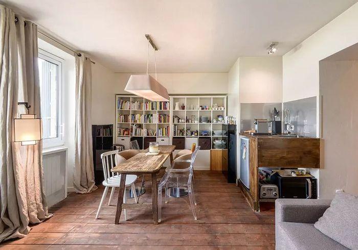 Appartement avec vue imprenable sur l'océan à Biarritz
