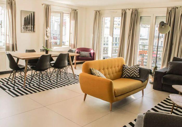 Appartement élégant à Biarritz