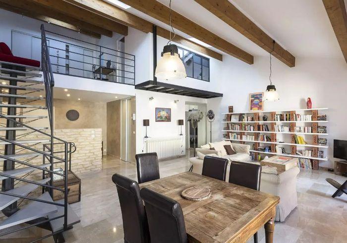 Duplex type loft à Montpellier