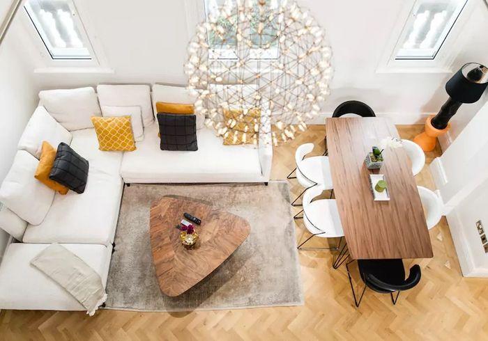 Appartement avec rooftop à Londres
