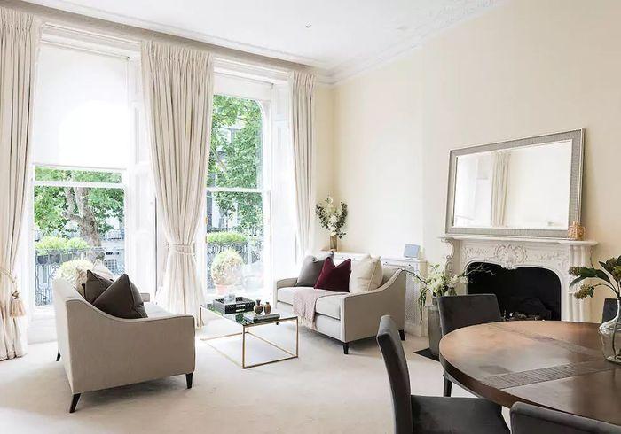 Appartement lumineux à Londres