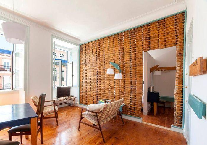 Appartement de charme à Lisbonne