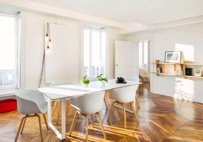 Appartement lumineux à Lyon