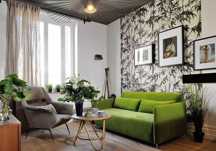 Appartement typique à Lyon