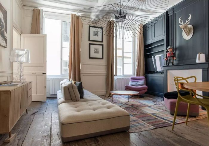 Appartement au charme de l'ancien à Saint-Malo