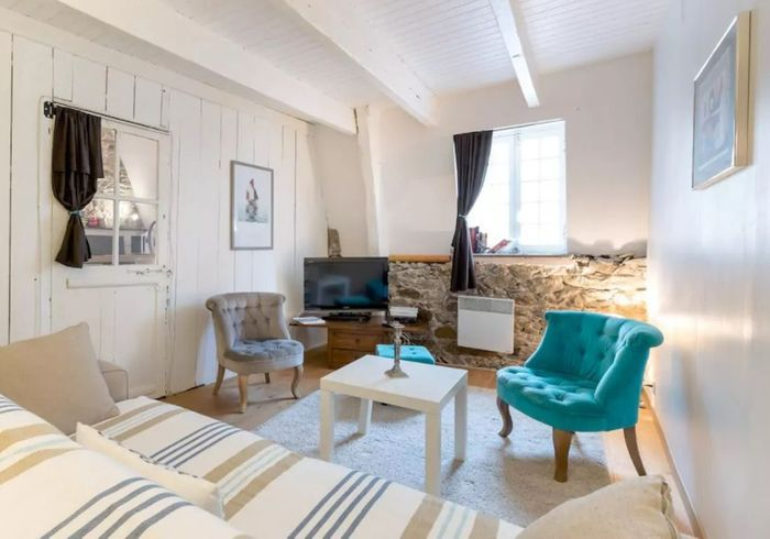 Appartement avec pierres apparentes à Saint-Malo