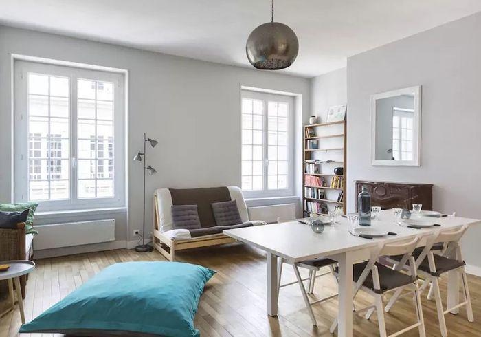 Appartement très lumineux à Saint-Malo