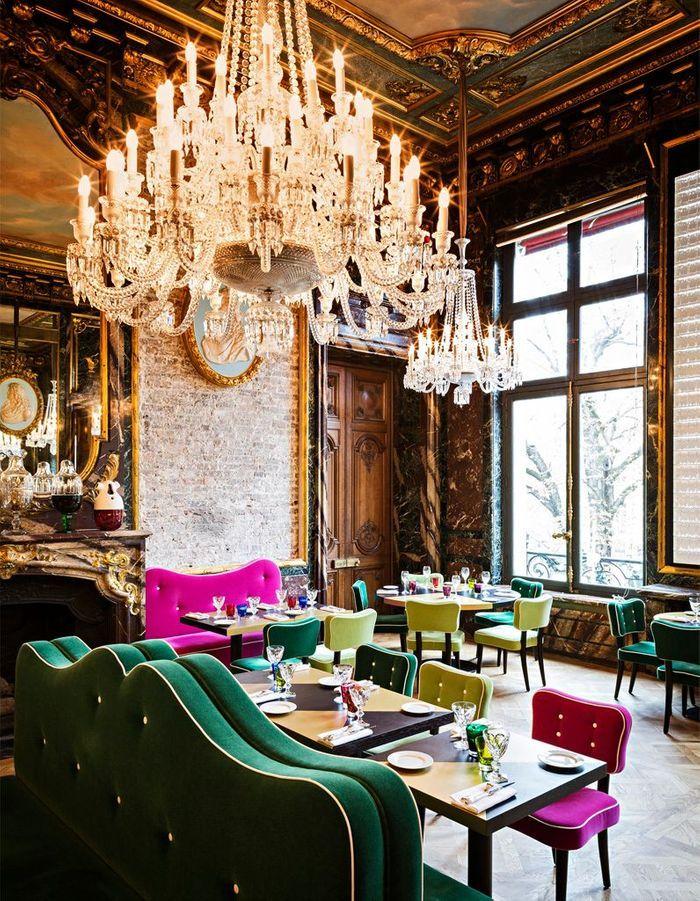 Cristal Room Baccara - L'art de vivre à la française