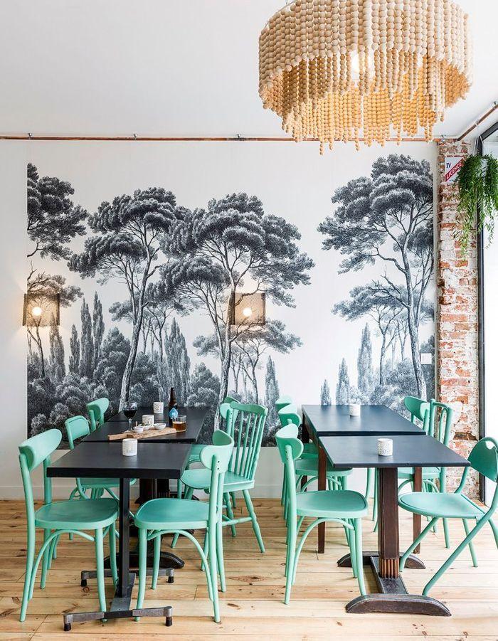 Restaurant La Maison Montreuil - At home