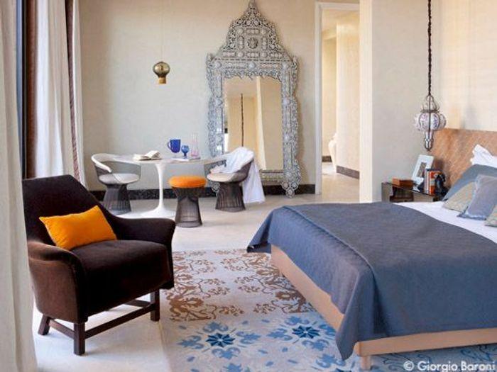 jade jagger d coratrice boh me elle d coration. Black Bedroom Furniture Sets. Home Design Ideas