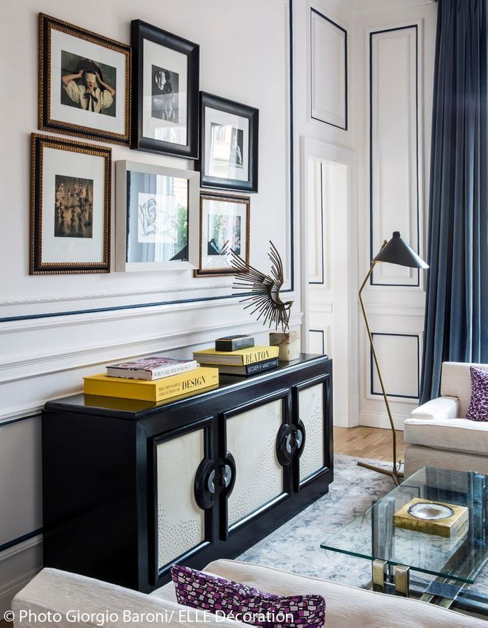 Le palazzo dama h tel design rome l 39 h tel le plus chic for Site de decoration salon