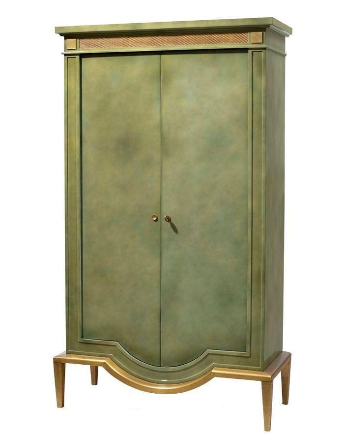 1950 : l'armoire précieuse d'ANDRÉ ARBUS