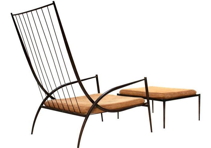 1969 : le fauteuil aérien de PHILOLAOS