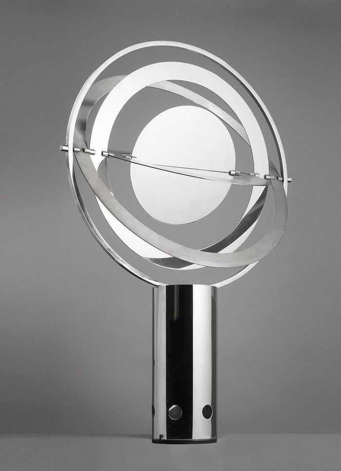 1970 : la lampe rutillante de XAVIER FÉAL