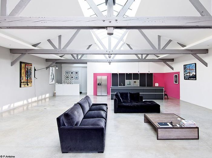 Decoration visite maison architecte 93 MONTREUIL