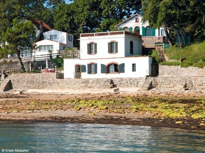 découvrez les 50 plus belles maisons de vacances en france - elle