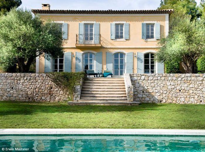 D couvrez les 50 plus belles maisons de vacances en france for Decoration maison francaise