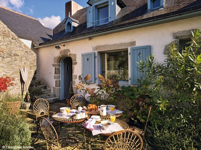 D couvrez les 50 plus belles maisons de vacances en france elle d coration - Maison de vacances deco ...