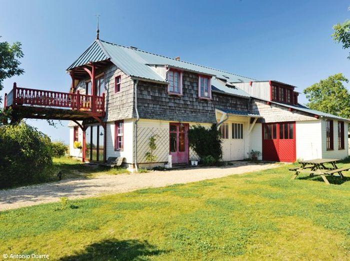 D couvrez les 50 plus belles maisons de vacances en france elle d coration - Plus belle maison de france ...