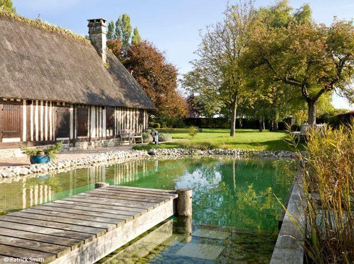 D couvrez les 50 plus belles maisons de vacances en france for Vacances en normandie avec piscine