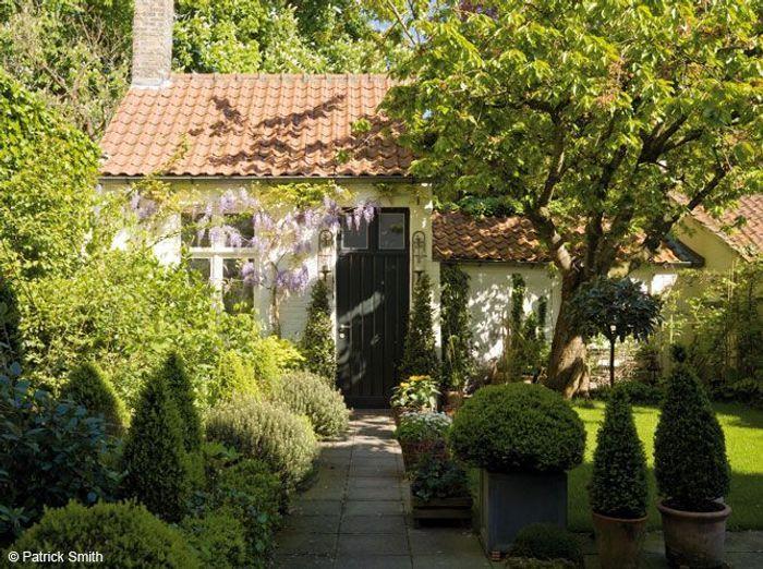 Aimeriez vous avoir une maison avec jardin elle d coration for Petite maison de jardin