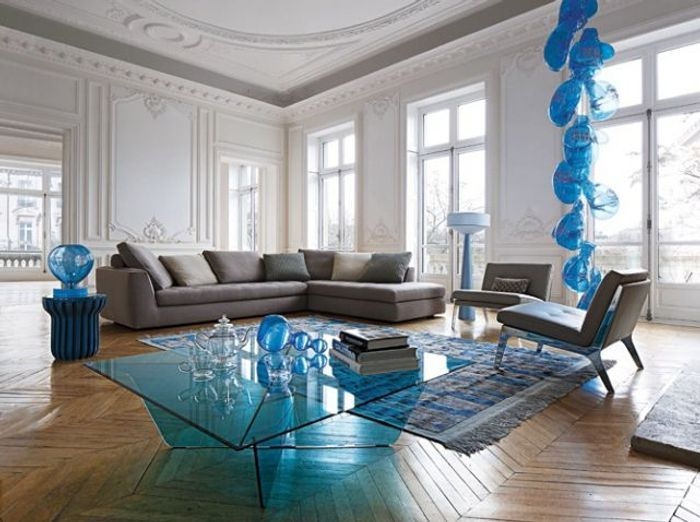 Appartement haussmannien comment d corer un appartement for Chambre a coucher design roche bobois