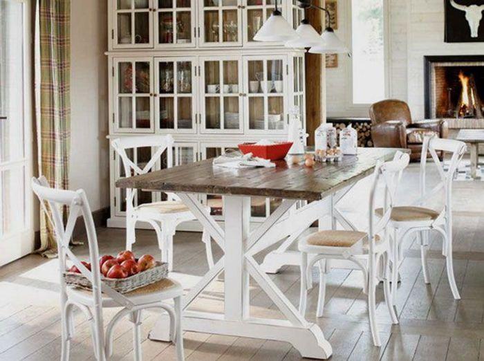 style campagne et industriel un mariage r ussi elle d coration. Black Bedroom Furniture Sets. Home Design Ideas