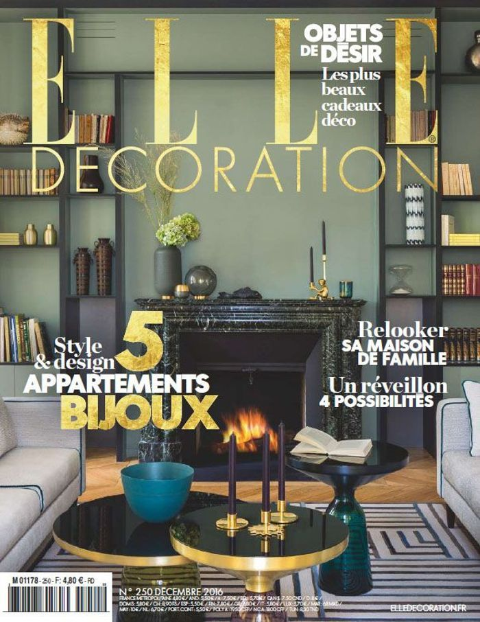 Photos de l 39 appartement cosy d 39 un collectionneur br silien for Elle decoration france